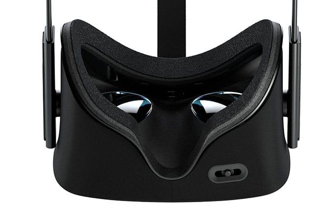 oculus rift interior