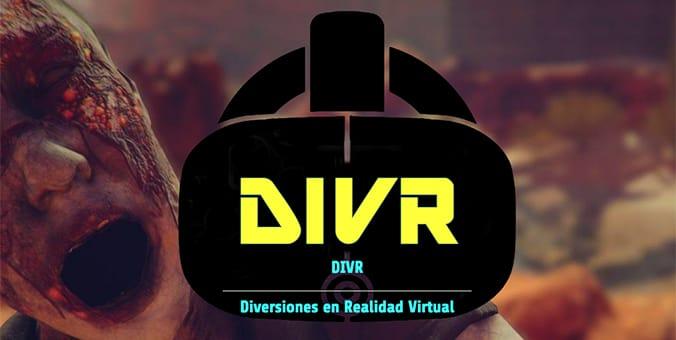 DIVR experiencias de realidad virtual