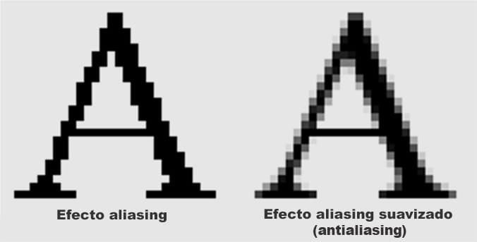 aliasing y antialiasing