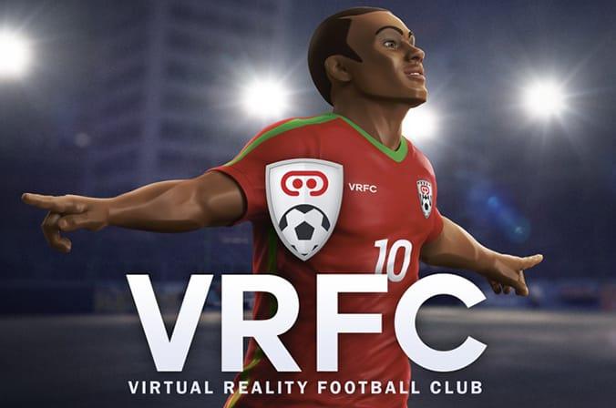 vrfc club de fútbol virtual
