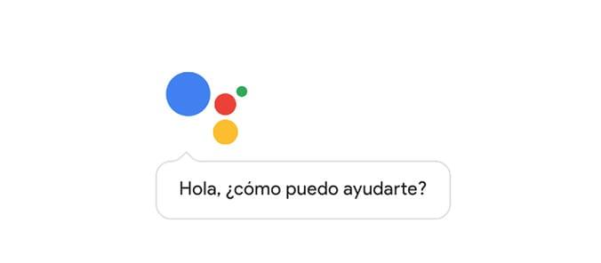 asistente virtual de google