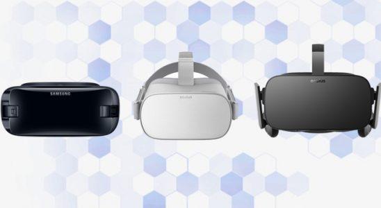 oculus go vs samsung gear vs oculus rift