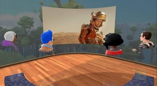 oculus rooms una de las mejores aplicaciones para oculus go