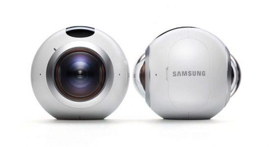 samsung gear 360 es una de las cámaras de realidad virtual baratas