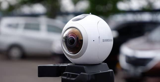 una de las cámaras vr más baratas