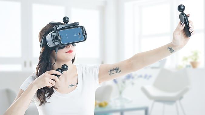 usando Nolo VR