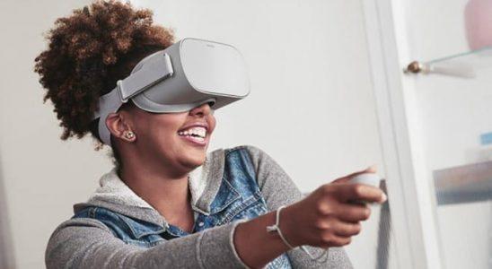 tras comprar oculus go en Amazon España