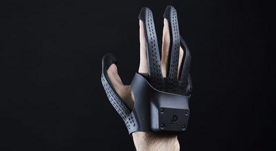 guantes hápticos plexus