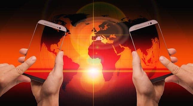 teléfonos con datos ilimitados